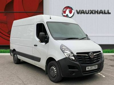 used Vauxhall Movano 2.3 Turbo D 135ps H2 Van