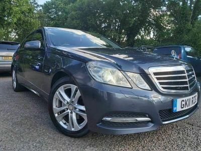 used Mercedes E220 E Class 2.1CDI BlueEFFICIENCY Avantgarde 4dr