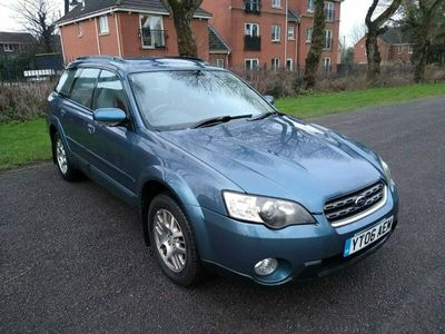 used Subaru Outback Outback 2.5 S5dr