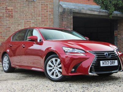 used Lexus GS300h EXECUTIVE EDITION 2.5 4dr