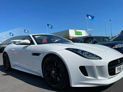 used Jaguar F-Type 3.0 Supercharged V6 2dr Auto -FULL SERVICE HISTORY-