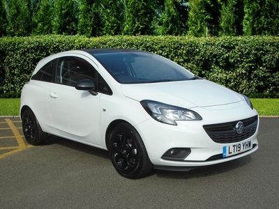 used Vauxhall Corsa 1.4i (75 PS) Griffin 3dr Hatch