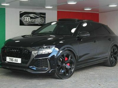 used Audi RS Q8 4.0 TFSI V8 Carbon Black Tiptronic quattro (s/s) 5dr