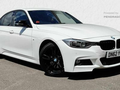 used BMW 330 3 Series d M Sport 4dr Step Auto 3.0