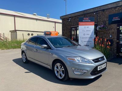used Ford Mondeo 2.0 TDCi Titanium X Business Powershift 5dr