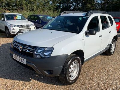used Dacia Duster 1.6 SCe Access (s/s) 5dr