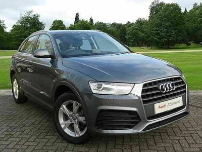 used Audi Q3 Sport 1.4 TFSI cylinder on demand 150 PS S tronic