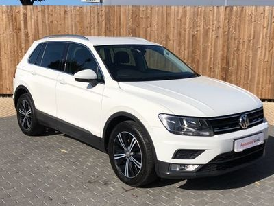 used VW Tiguan 2.0 TDI 150PS 2WD SE 5dr