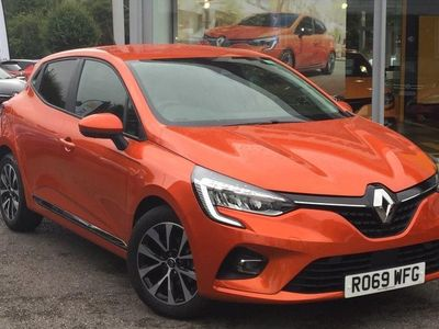 used Renault Clio Hatchback 5-Door 1.0 TCe (100bhp) Iconic 5dr