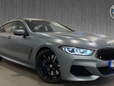 used BMW 840 i Gran Coupe