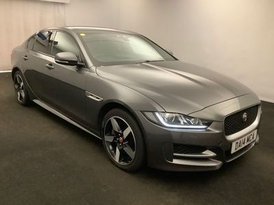 used Jaguar XE 2.0 R-SPORT 4d 178 BHP + APPLY FOR FINANCE ON OUR WEBSITE