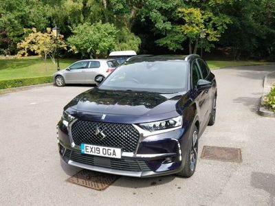 used DS Automobiles DS7 Crossback 1.6 PureTech GPF Ultra Prestige Crossback EAT8 (s/s) 5dr