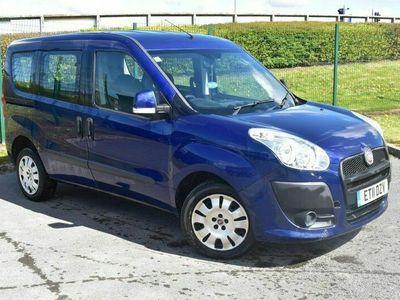 used Fiat Doblò 1.6 MULTIJET DYNAMIC 5d 105 BHP