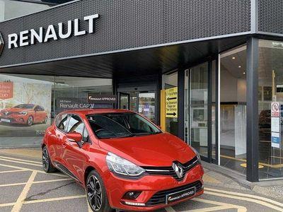 used Renault Clio Hatchback 5-Door 0.9TCe (90bhp) Dynamique Nav (s/s) 5dr