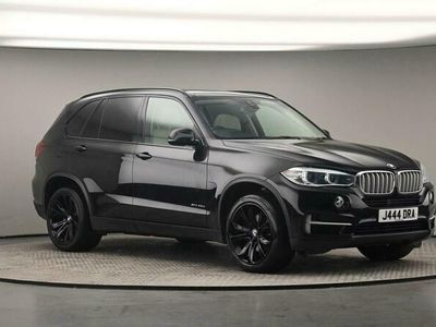 used BMW X5 3.0 40d SE Auto xDrive (s/s) 5dr