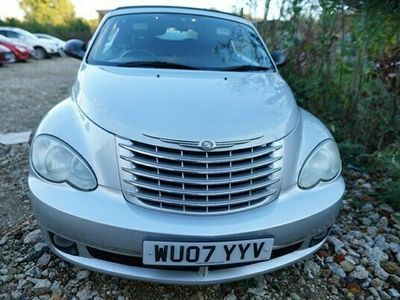 used Chrysler PT Cruiser LIMITED Auto 2-Door Cheap Car