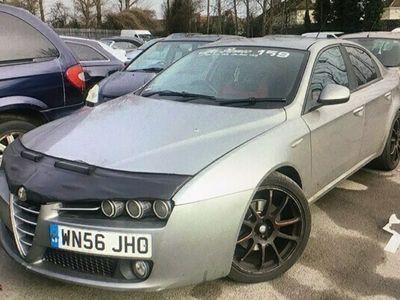 used Alfa Romeo 159 1.9 JTDM 16v Turismo 4dr
