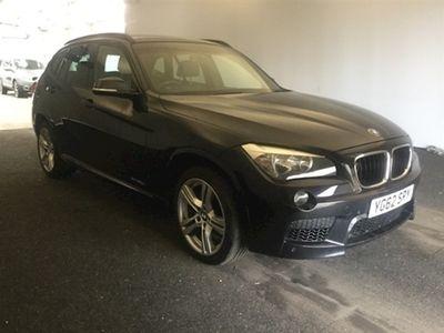 used BMW X1 X1 X1 SeriesxDrive20d M Sport 4x4 2.0 Manual Diesel