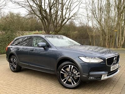 used Volvo V90 CC 2020 Colchester 2.0 D4 Plus 5Dr Awd Geartronic