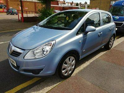 used Vauxhall Corsa 1.3CDTi 16v Club Eco-flex £30 ROAD TAX 5d 1248cc