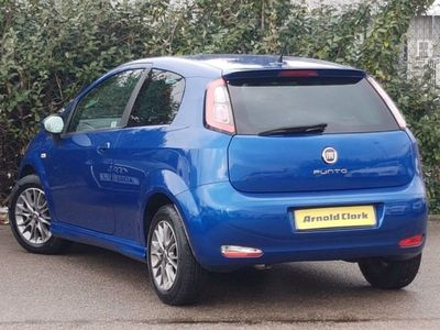 used Fiat Punto 1.4 GBT 3dr