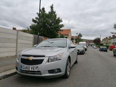 used Chevrolet Cruze 1.6 i LS 4dr