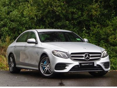 used Mercedes E350 E Class 2.06.4kWh AMG Line G-Tronic+ (s/s) 4dr