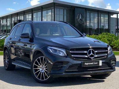 used Mercedes GLC350 GLC DIESEL ESTATE4Matic AMG Line Premium 5dr 9G-Tronic