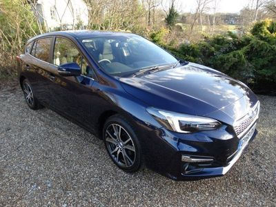 used Subaru Impreza Impreza1.6i SE 5dr Lineartronic Hatchback 2018