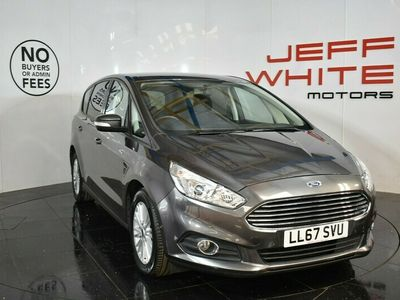 used Ford S-MAX 2.0 TDCi 150 Zetec 5dr
