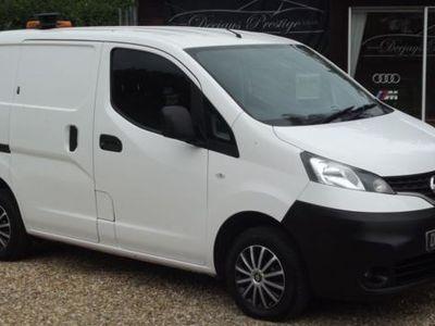 used Nissan NV200 DCI ACENTA, 2015, Van, 64379 miles.