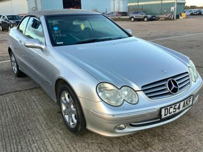 used Mercedes CLK200 Elegance 2dr Tip Auto