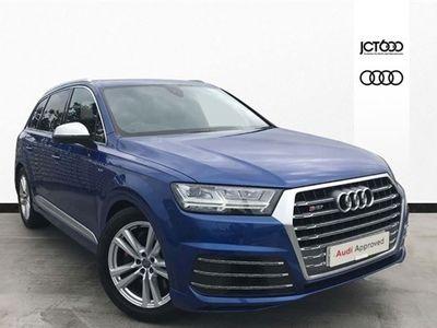 used Audi SQ7 Q7Quattro 5dr Tip Auto diesel estate