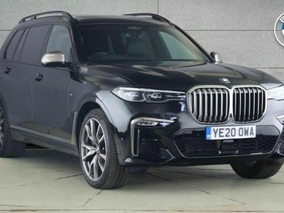 used BMW X7 M50d