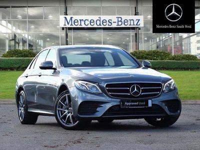 used Mercedes 450 E-Class E4MATIC AMG Line Edition Saloon Premium Plus Auto 3.0 4dr