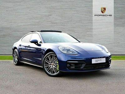 used Porsche Panamera 2.9 V6 4S E-Hybrid [5 seats] 5dr PDK