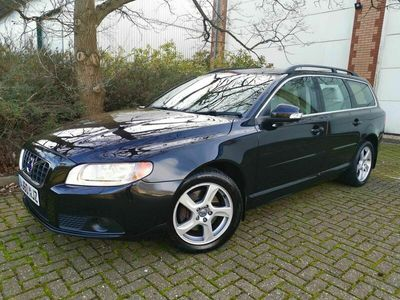 used Volvo V70 2.0 D3 SE Geartronic 5dr