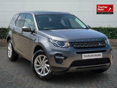 used Land Rover Discovery Sport 2.0Td4 SE Tech (180ps) (s/s)