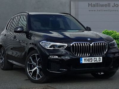 used BMW X5 2019 Warrington xDrive30d M Sport