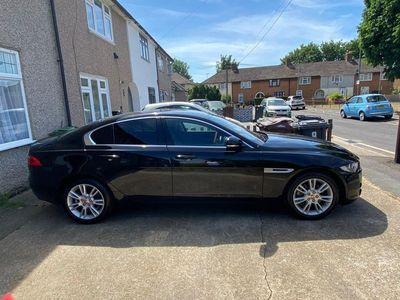 used Jaguar XE 2.0d Prestige Auto (s/s) 4dr