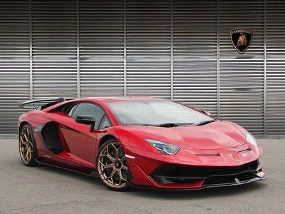 used Lamborghini Aventador COUPE SPECIAL EDITION LP 770-4 SVJ 2dr ISR