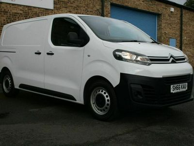 used Citroën Dispatch enterprise