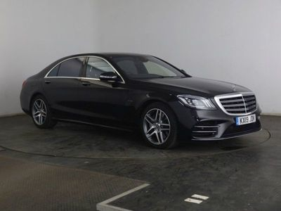 used Mercedes S560 S Class 3.0e V6 EQ Power AMG Line (Executive) G-Tronic (s/s) 4dr