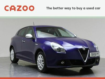 used Alfa Romeo Giulietta 2L Tecnica JTDM-2