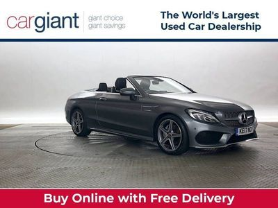 used Mercedes C220 2.2 d AMG Line
