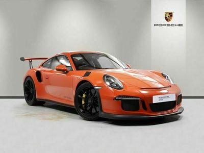 used Porsche 911 GT3 RS 911 4.0