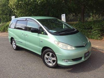 used Toyota Estima Hybrid Auto