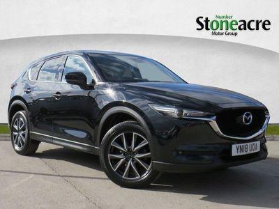 used Mazda CX-5 2.0 SKYACTIV-G Sport Nav SUV 5dr Petrol (s/s) (165 ps)