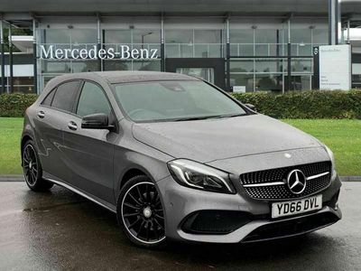 used Mercedes A220 A Class4Matic AMG Line Premium Plus 5dr Auto 2.2