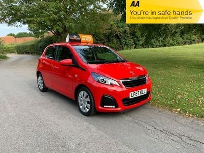 used Peugeot 108 1.0 ACTIVE 5d 68 BHP